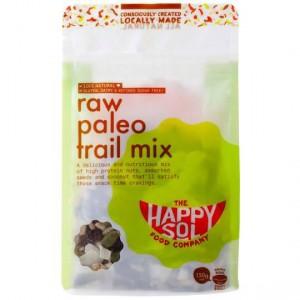 Happy Sol Paleo Raw Trail Mix