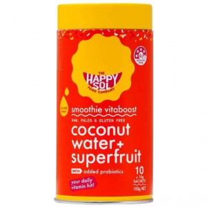 Happy Sol Coconut Water & Superfruit Smoothie Vitaboost