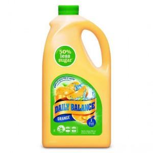 Daily Balance Orange Juice