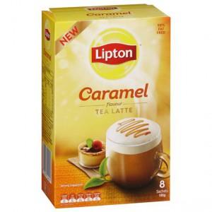 Lipton Instant Tea Chai Latte Caramel