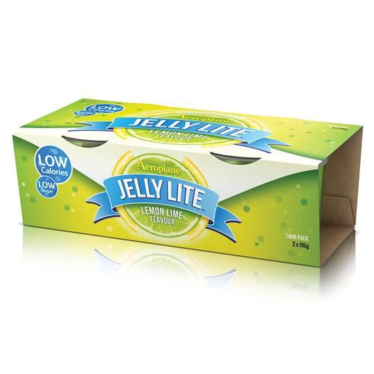 Aeroplane Jelly Lite Lemon & Lime