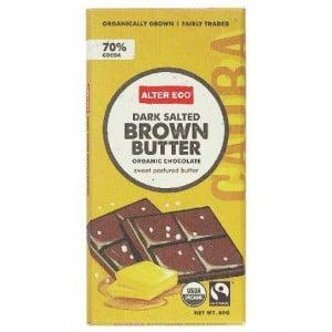 Alter Eco Organic Dark Chocolate Butter