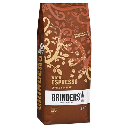Grinders Espresso Beans