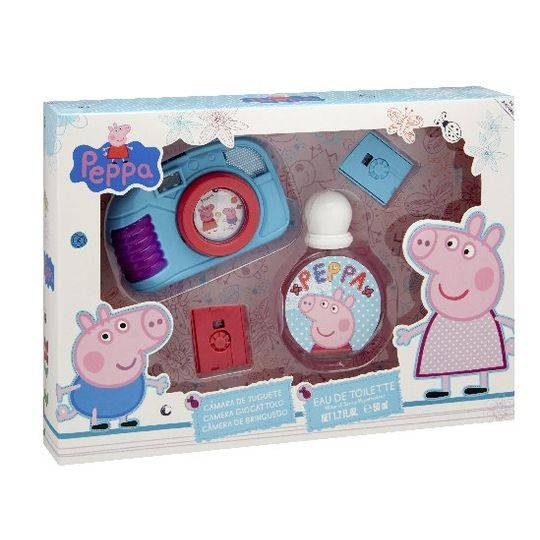 Peppa Pig Eau De Toilette Camera
