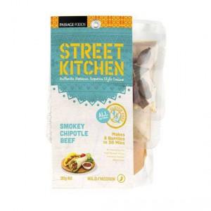 Street Kitchen Smokey Chipotle Beef