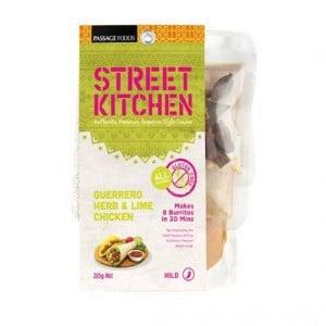 Street Kitchen Lime & Herb Guerrero Chicken