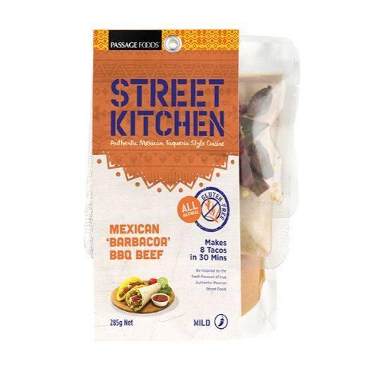 Street Kitchen Mexican Barbacoa Bbq Beef