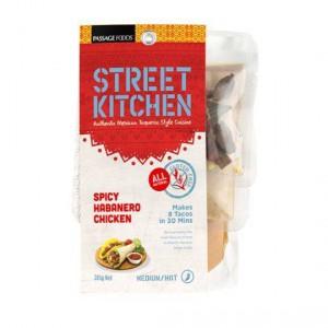 Street Kitchen Spicy Habanero Chicken Kit