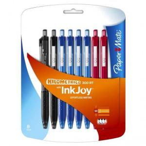 Papermate Inkjoy Pen 300rt 1.0 Black