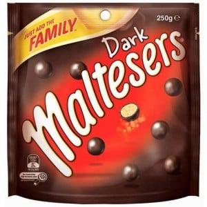 Mars Maltesers Dark Chocolate