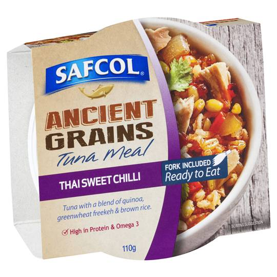 Safcol Ancient Grains Tuscan Tomato & Garlic