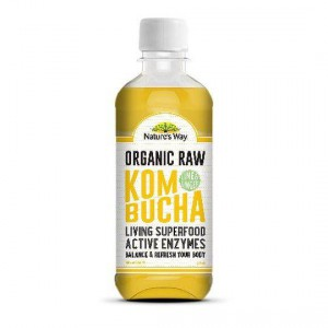 Nature's Way Kombucha Lime & Ginger