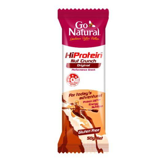 Go Natural High Protein Bar Original