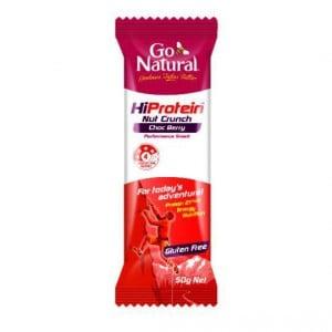 Go Natural High Protein Bar Choc Berry