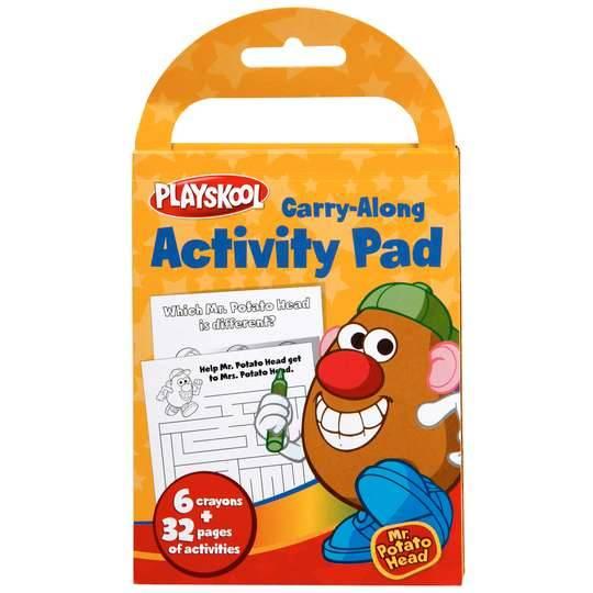 Mr Potato Carry Along Activity