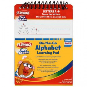 Dry Erase Learning Pad