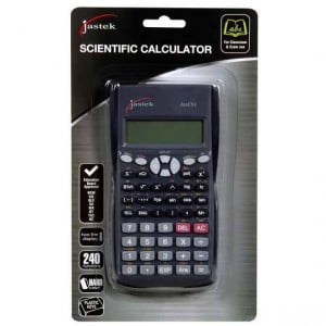 Jastek Scientific Calculator