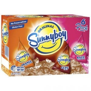 Sunnyboy Ice Blocks Mixed