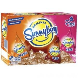 Sunnyboy Ice Blocks Mixed