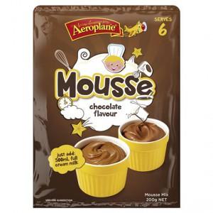 Aeroplane Sweet Treats Chocolate Mousse