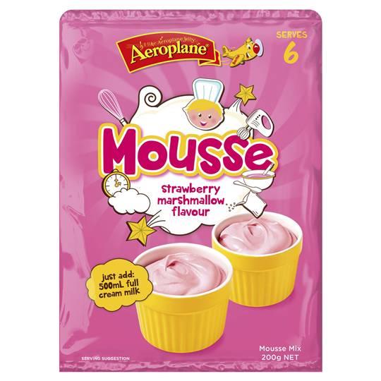 Aeroplane Sweet Treats Strawberry Mousse
