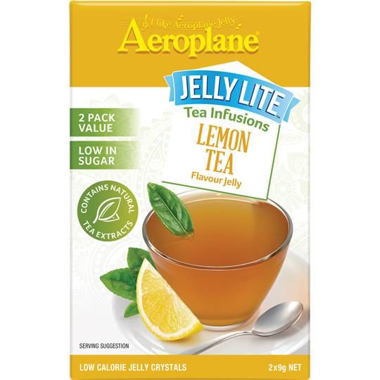 Aeroplane Jelly Lite Infused Lemon Tea