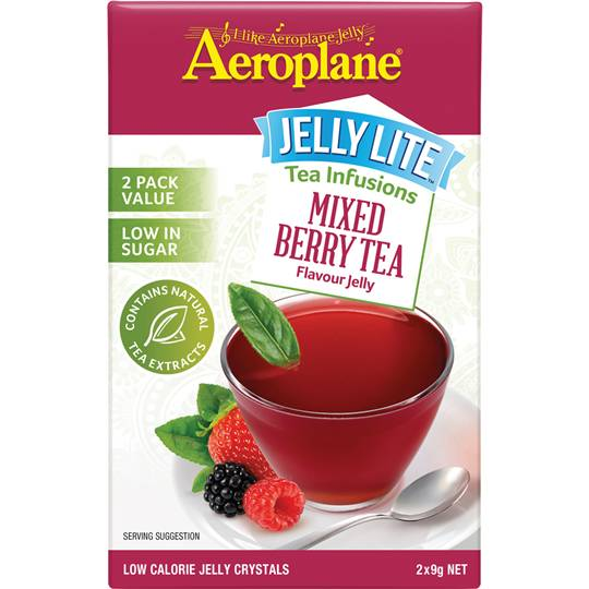 Aeroplane Jelly Lite Infused Mixed Berry Tea