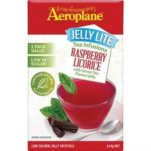 Aeroplane Jelly Lite Infused Raspbry Green Tea