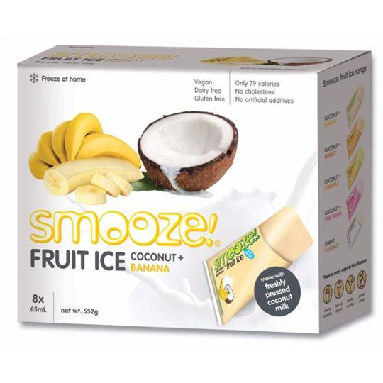 Smooze Banana & Coconut