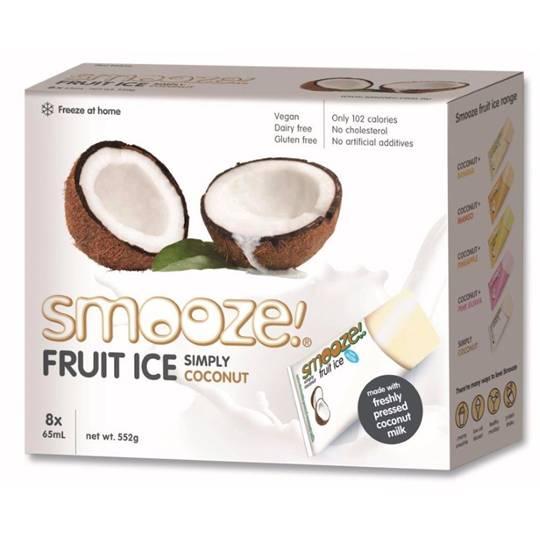 Smooze Simply Coconut