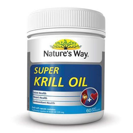 Nature's Way Super Krill Oil 335mg