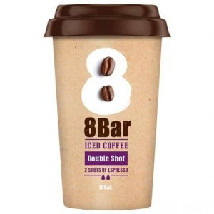 8 Bar Iced Coffee Double Shot
