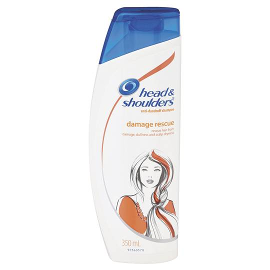 Head & Shoulders Damage Rescue Anti-dandruff Shampoo
