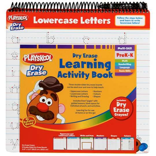 Dry Erase Learning Activity Board