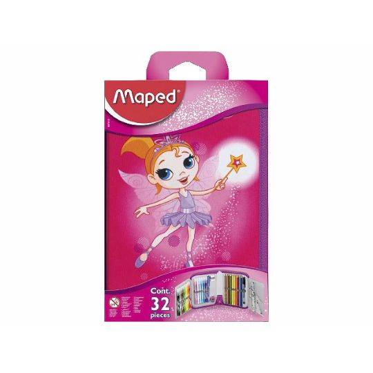 Maped Pencil Case Fairy Mini