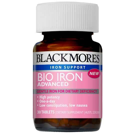 Blackmores Bio Iron Advanced