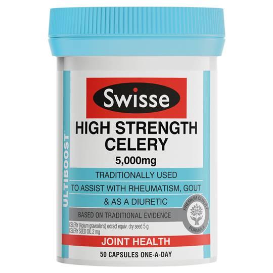 Swisse Ultiboost High Strength Celery