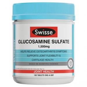 Swisse Glucosamine Sulfate 1500mg