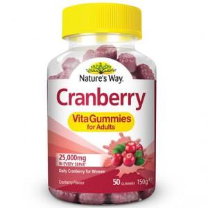 Nature's Way Adult Vita Gummies Cranberry