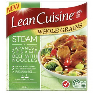 Lean Cuisine Steam Japanese Beef