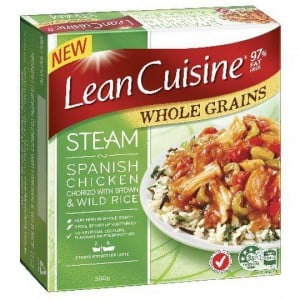 Lean Cuisine Steam Spanish Chicken & Chorizo