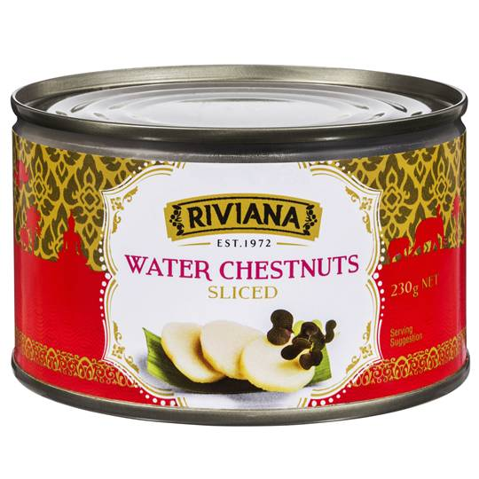 Riviana Sliced Water Chestnuts