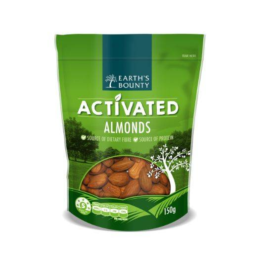 Earth's Bounty Activated Almonds