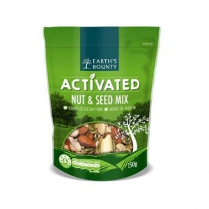 Earth's Bounty Activated Mixed Nuts & Seeds