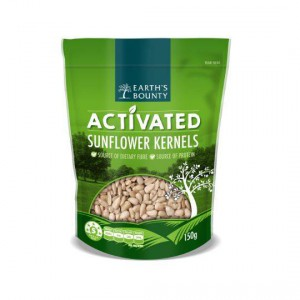 Earth's Bounty Activated Sunflower Kernels