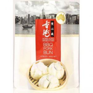 Hong Kong Bbq Pork Buns