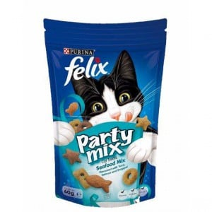 Felix Cat Party Mix Ocean Mix