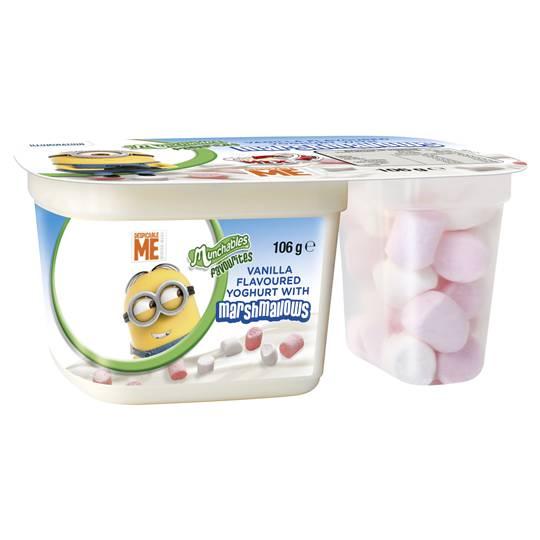 Munch Split Vanilla Yoghurt Marshmallow