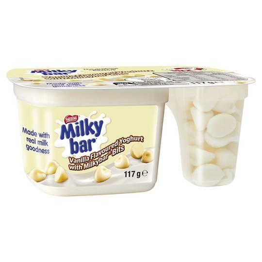 Munch Split Vanilla Yoghurt Milky Bar Bits