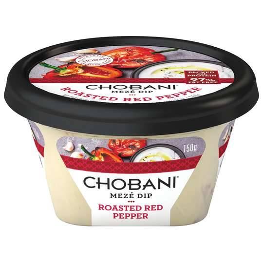 Chobani Meze Dip Roasted Red Pepper